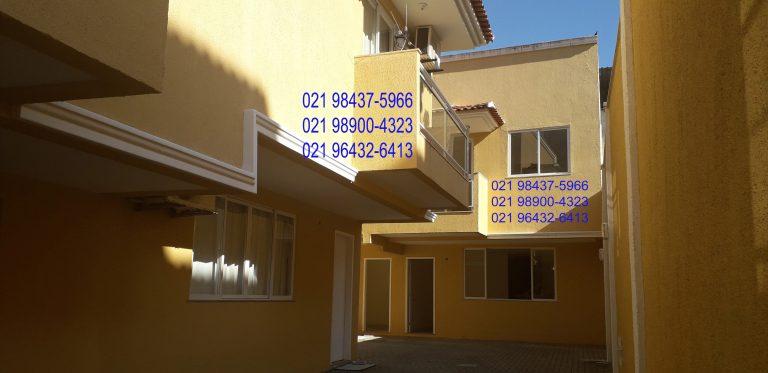Casas Duplex no Meyer-RJ, Lançamento para venda, com 85metros quadrados de área construída, 02 quartos com Varanda