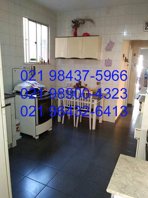Vista Alegre,RJ-Casa tipo apartamento com 120m² 03 quartos 02 banheiros, Cozinha e Sala bastante ampla no bairro de Vista Alegre, Rio de Janeiro-RJ