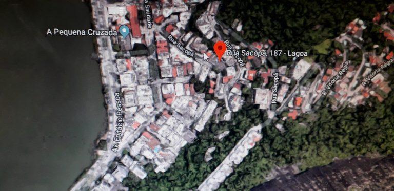 Terreno na Lagoa Rodrigo de Freitas para venda, com 13.000 metros quadrados – Rio de Janeiro/RJ