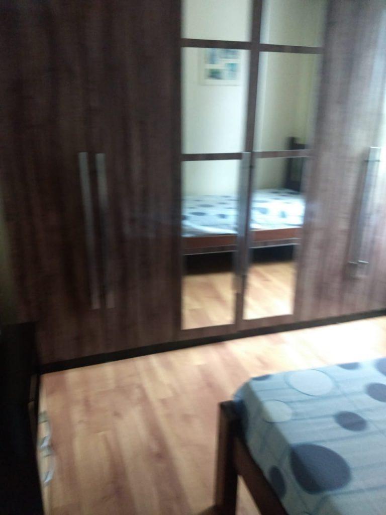 Apartamento de 65m² 3 Qts sendo 1 Suite, Cozinha americana, 2 Banheiros com Box Blindex, todos os Cômodos com piso Paveflex.