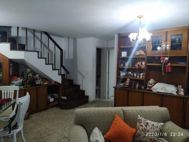 Barra da Tijuca Cobertura com Piscina para aluguel com 243² , 3 suites e 4 banheiros,