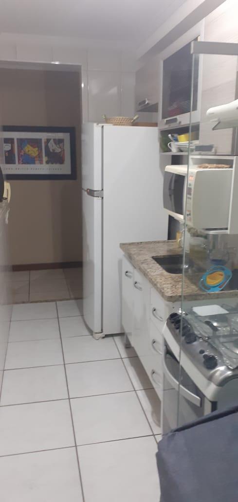 Apartamento com 47 metros quadrados com 2 quartos, Sala, Cozinha e Banheiro.