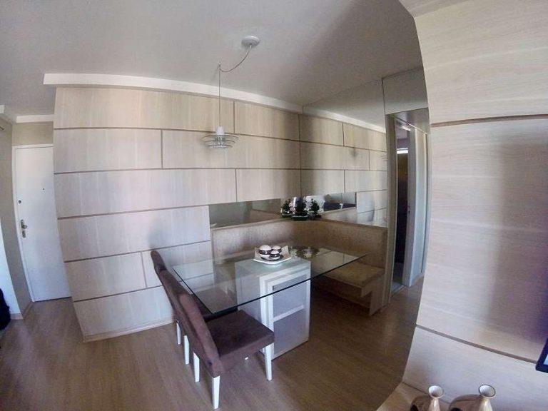 Apartamento 2 quartos todo mobiliado, varanda, banheiro, sacada e vaga – Localizado em Campinho – Rio de Janeiro/RJ
