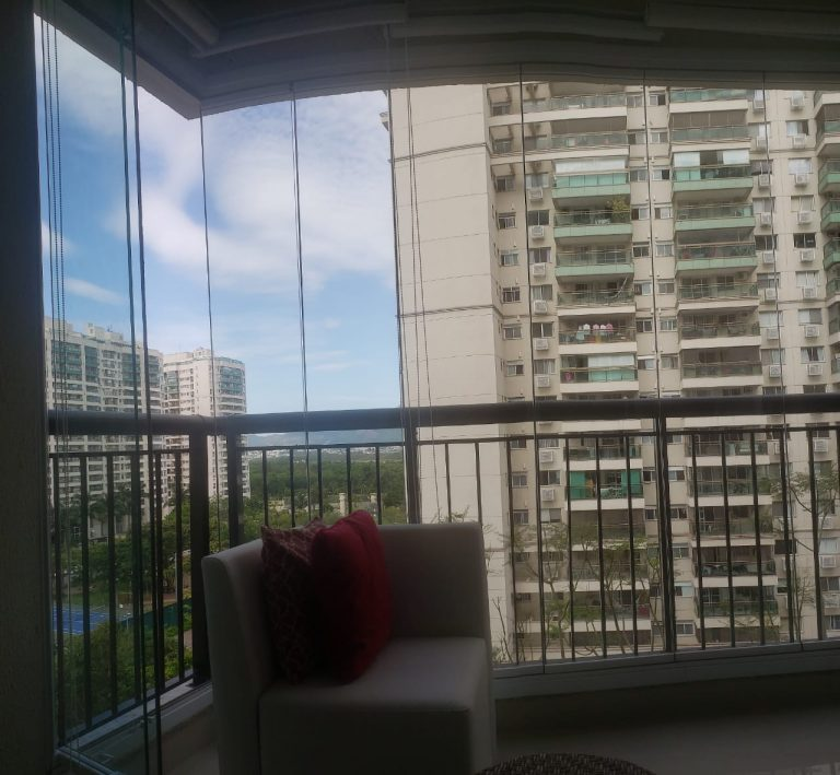 Apartamento para venda tem 70 metros quadrados com 2 quartos em Jacarepaguá – Rio de Janeiro – RJ