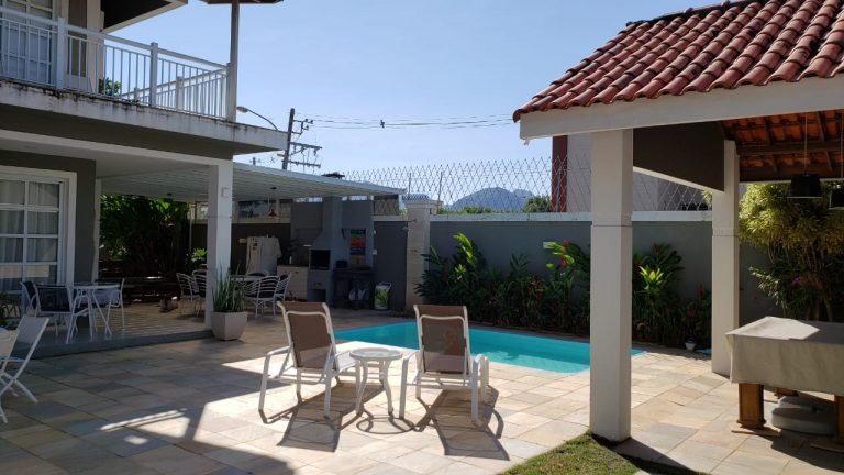 Casa 4 quartos, 3 Suites Condomínio Nova Barra Av das Américas,16.300 Recreio dos Bandeirantes