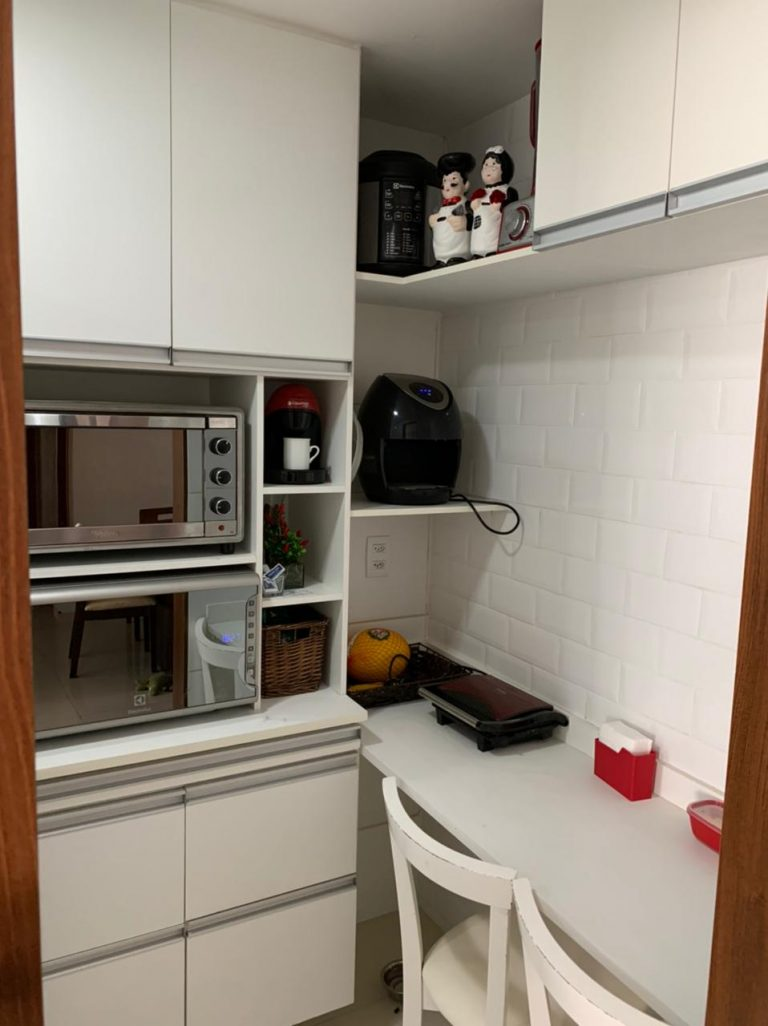 Cobertura com 4 Quartos sendo um Suite com Closet no Condomínio Sublime no Recreio dos Bandeirantes Rio de Janeiro/RJ