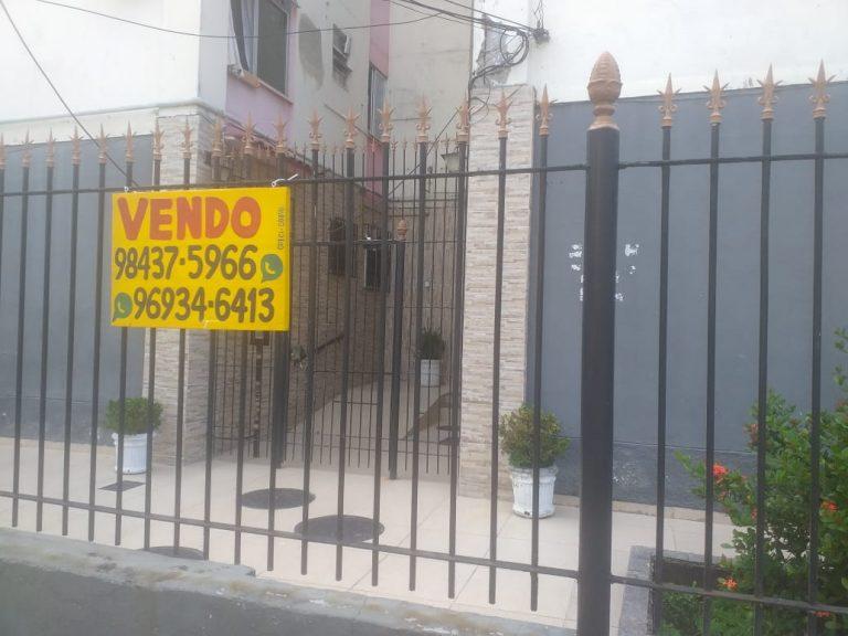 Aptº 1º andar com 56m² com 02 quartos, Sala, Cozinha, Banheiro, área de Serviço e Garagem coberta, localizado no bairro Irajá./RJ